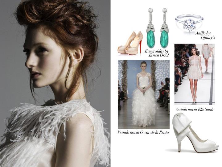 bridal look 1