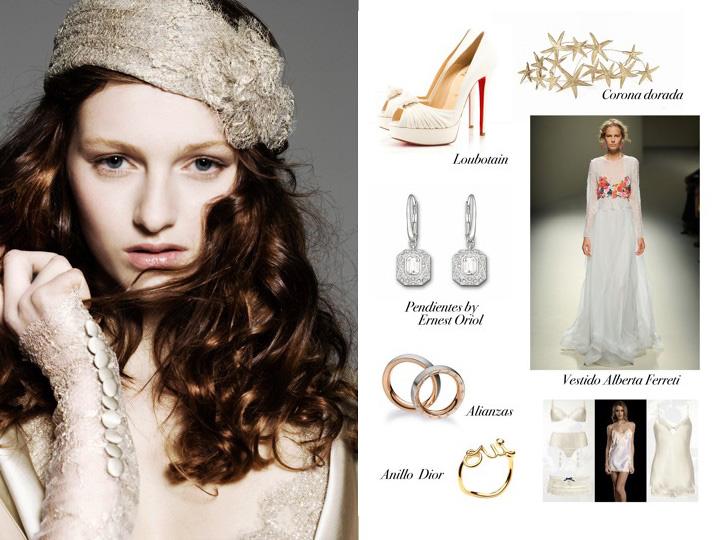 bridal look 2