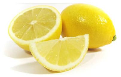 zumo limon cabello